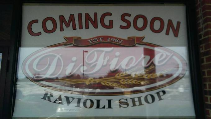 OUR NEW LOCATION IN HILLVIEW PLAZA IN ROCKY HILL WILL OPEN MID APRIL!