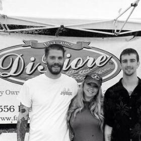 Andrew, Stephanie, & Daniel (3rd generation)